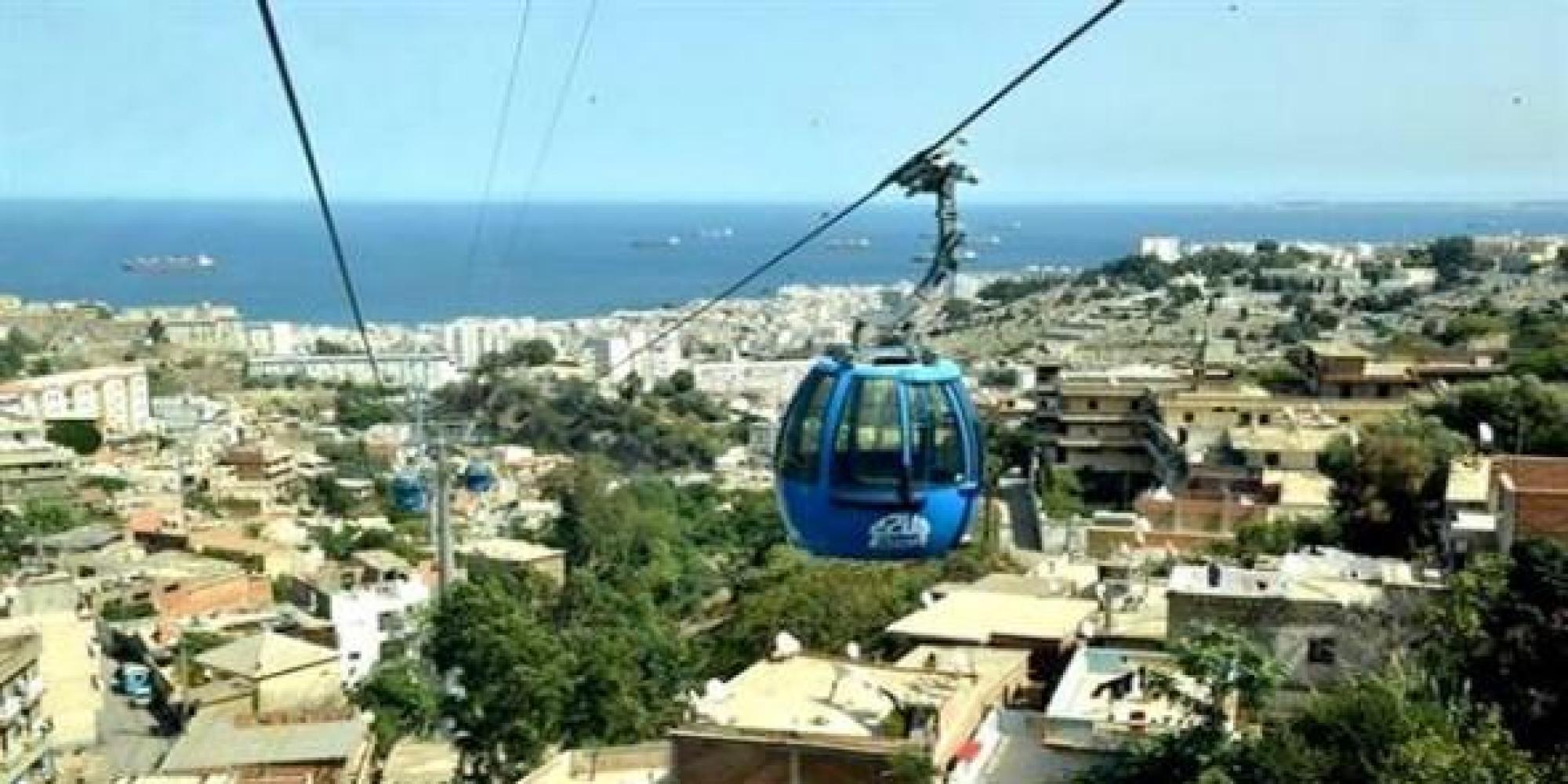 le téléphérique Oued Koriche-Bouzaréah sera mis à l'arrêt les 1 et 2 décembre