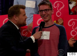 How Did James Corden Embarrass This Audience Member?
