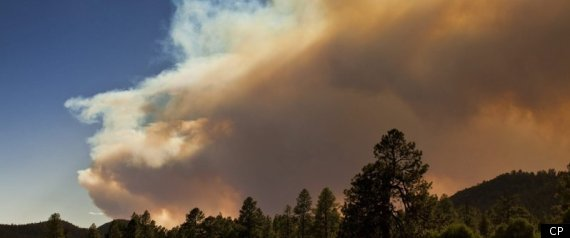 ARIZONA WILDFIRES