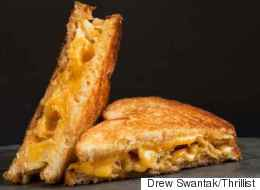 The 10 Best Cheeses For Grilled Cheese Sandwiches