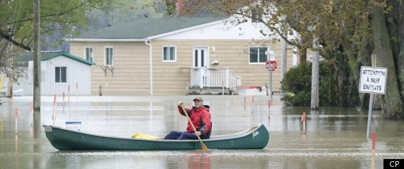Quebec Flood