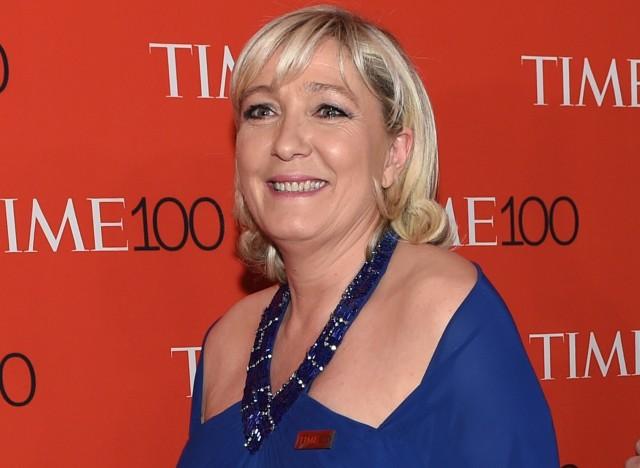 Marine Le Pen portait une robe de location sans marque pour le gala du ... Cate Blanchett