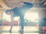 How Yoga Helped Me Love My Bigger Body