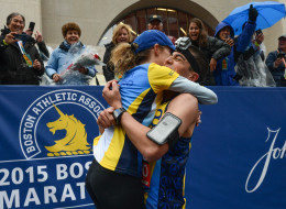 Boston Mayor's Chief Of Staff Planned The Sweetest, Sweatiest Marathon Proposal