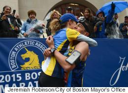 Boston Mayor's Chief Of Staff Planned The Sweetest, Sweatiest Marathon Proposal