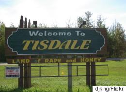 Saskatchewan Town Drops 'Land Of Rape And Honey' Slogan