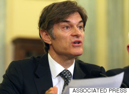 Here Are 7 'Miracle' Products Dr. Oz Had Peddled
