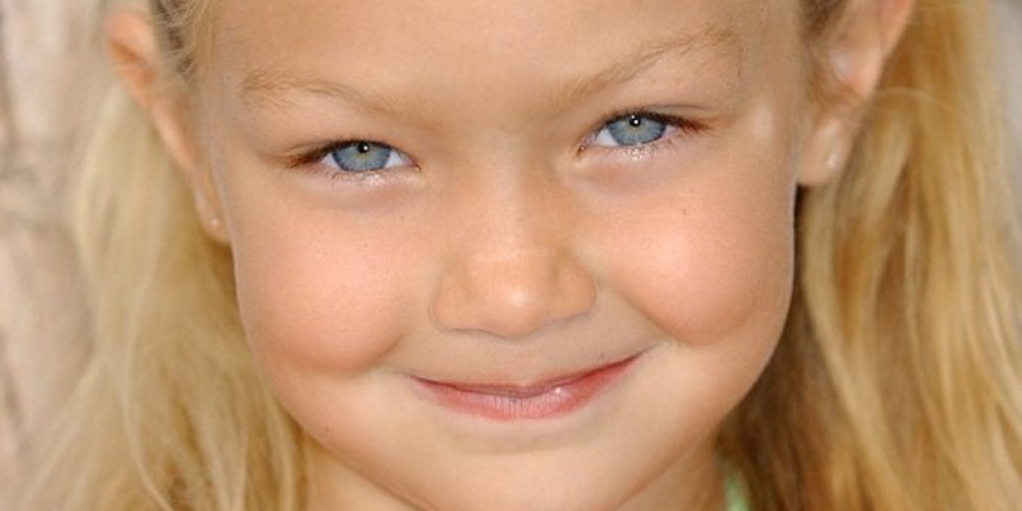 childhood photos of gigi hadid prove she was the cutest thing ever huffpost. Black Bedroom Furniture Sets. Home Design Ideas