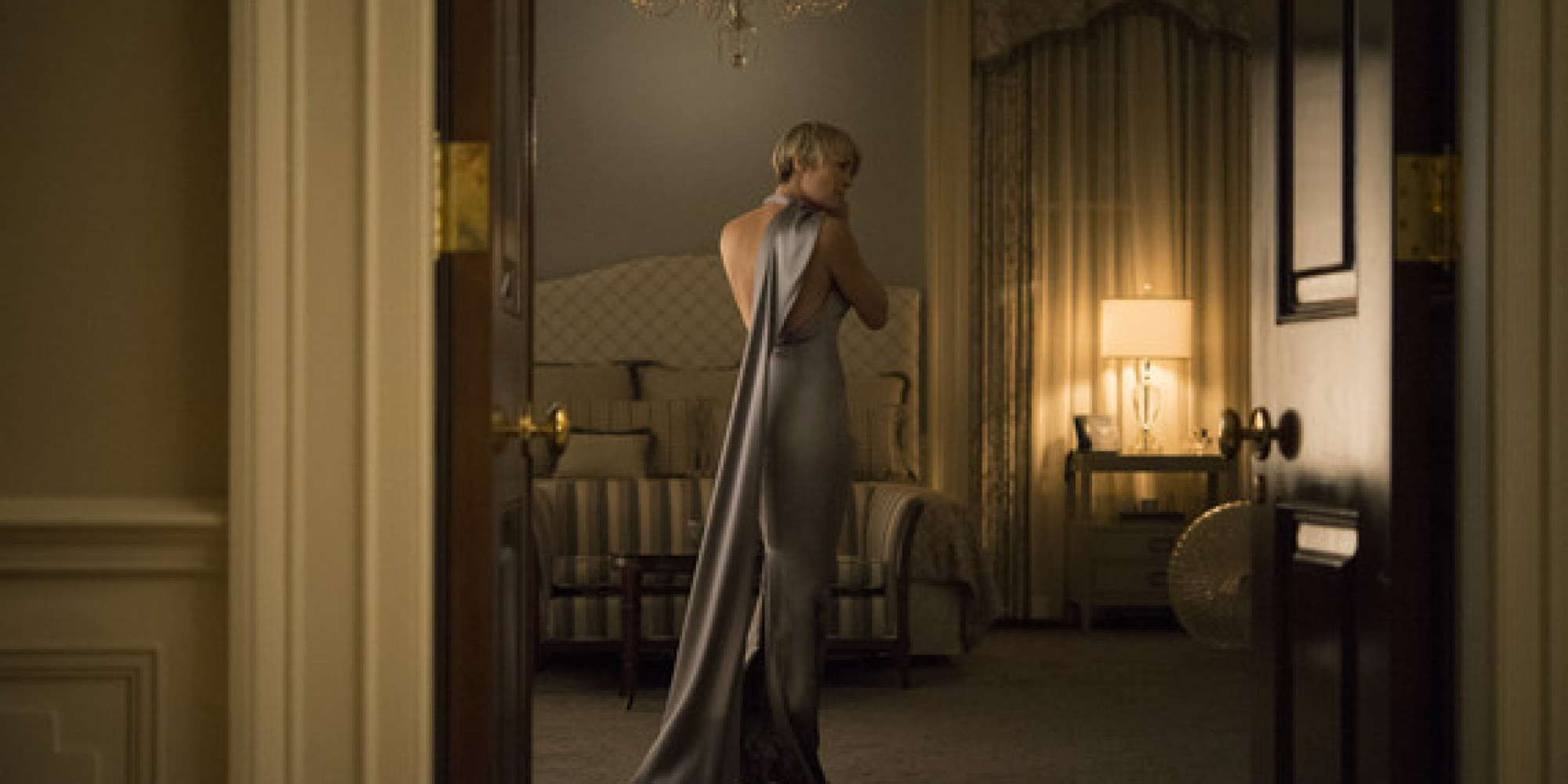 Robin Wright S House Of Cards Style A How To Guide From
