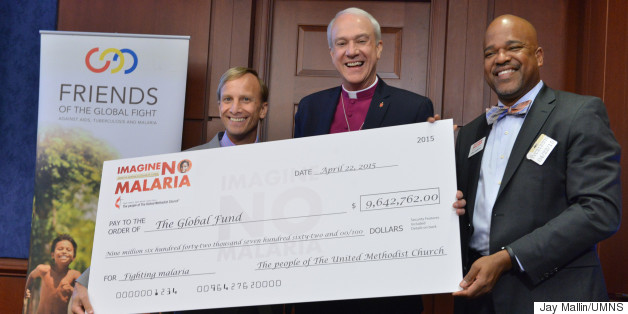 United Methodist Church Raises Millions In Small Donations To Fight Malaria