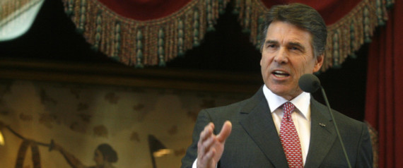 Rick Perry Prayer Event