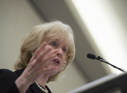Kim Campbell Speaks Out On Struggles Of Being A Female Leader