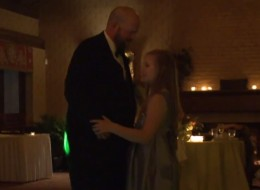 Dying Man's Dance With His Daughters Will Bring Tears To Your Eyes