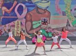 4-Year-Old Dancer And Her Twinkle-Toed Posse Bust Some Serious Moves