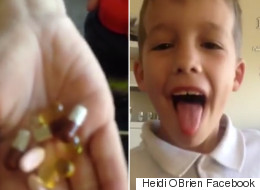 Why This Brave Little Boy With Cystic Fibrosis Has Gone Viral