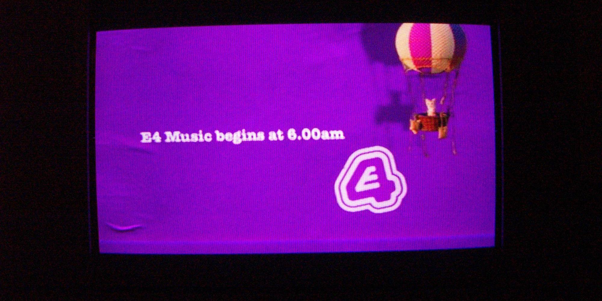 Channel 4's E4 Will Shut Down During Election Day To Get Young ...