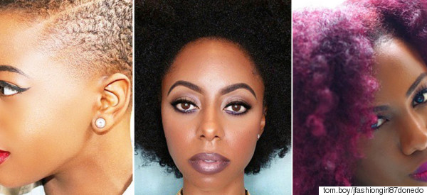 30+ Natural Hair Haircuts For Any Length And Texture