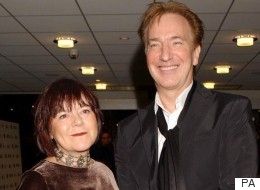 Alan Rickman Marries His Girlfriend Of 50 YEARS!
