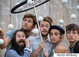 Programmation internationale pour Montréal complètement cirque