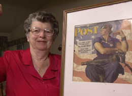 Real-Life Inspiration For Norman Rockwell's 'Rosie The Riveter' Dead At 92