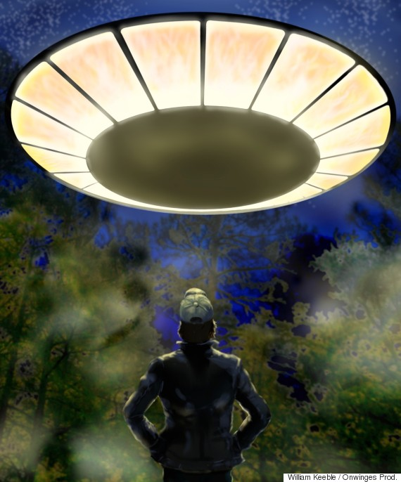 UFO-Alien Abduction Still Haunts Travis Walton | HuffPost
