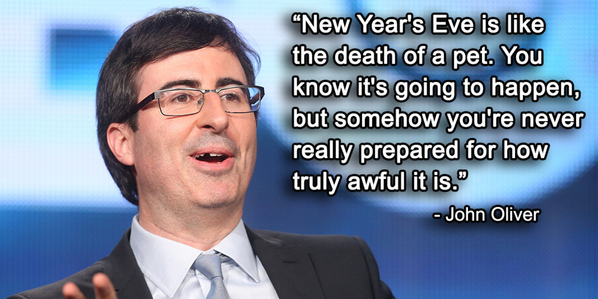 John Oliver Fifa Quote 11 John Oliver Quotes That