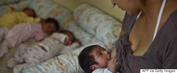 breastfeeding brazil