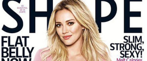 HILARY DUFF SHAPE