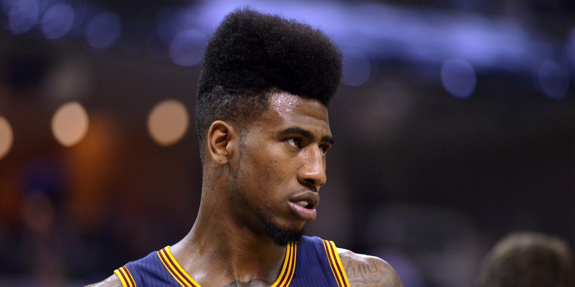 ... ' Iman Shumpert Wrote And Recorded A Playoffs Rap Song   HuffPost