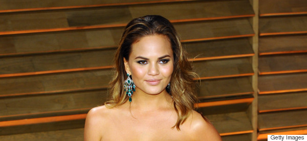 When It Comes To Getting Dressed, We Are All Chrissy Teigen