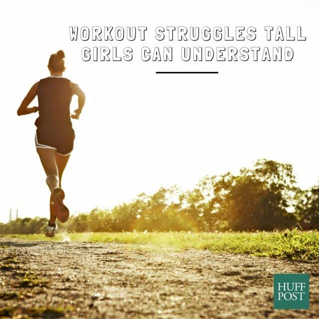 Women problems tall 6 Brutal