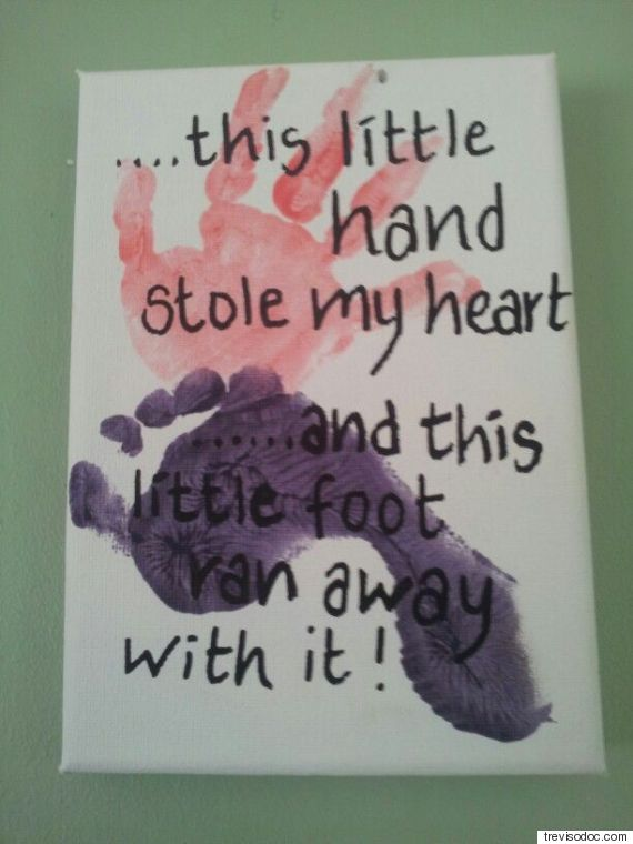 hand foot prints