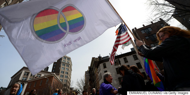 How Wall Street Came To Support Gay Marriage