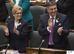 No New Taxes, Major Cuts In Ontario Budget