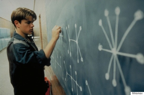 things you not know about good will hunting huffpost  whom damon met while studying at harvard university convinced the actor to make will hunting a mathematician rather than a physics genius
