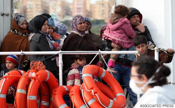 mediterranean syrians