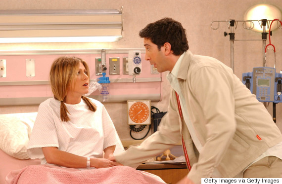 jennifer aniston david schwimmer