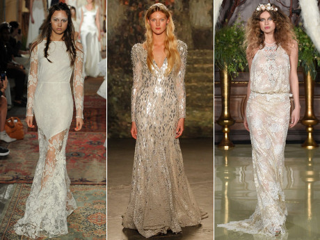 30 Fresh-Off-The-Runway Wedding Looks That Indie Brides Will Love