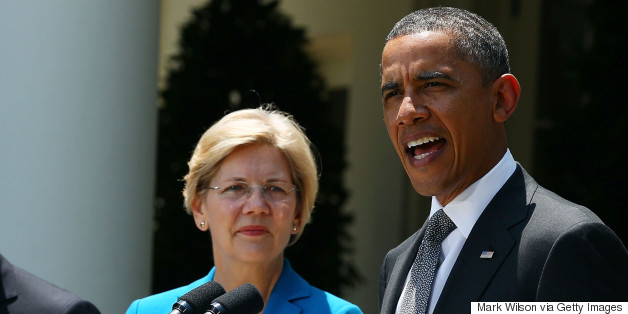 So That Happened: The Obama Trade Deal Elizabeth Warren Hates Gets A Vote