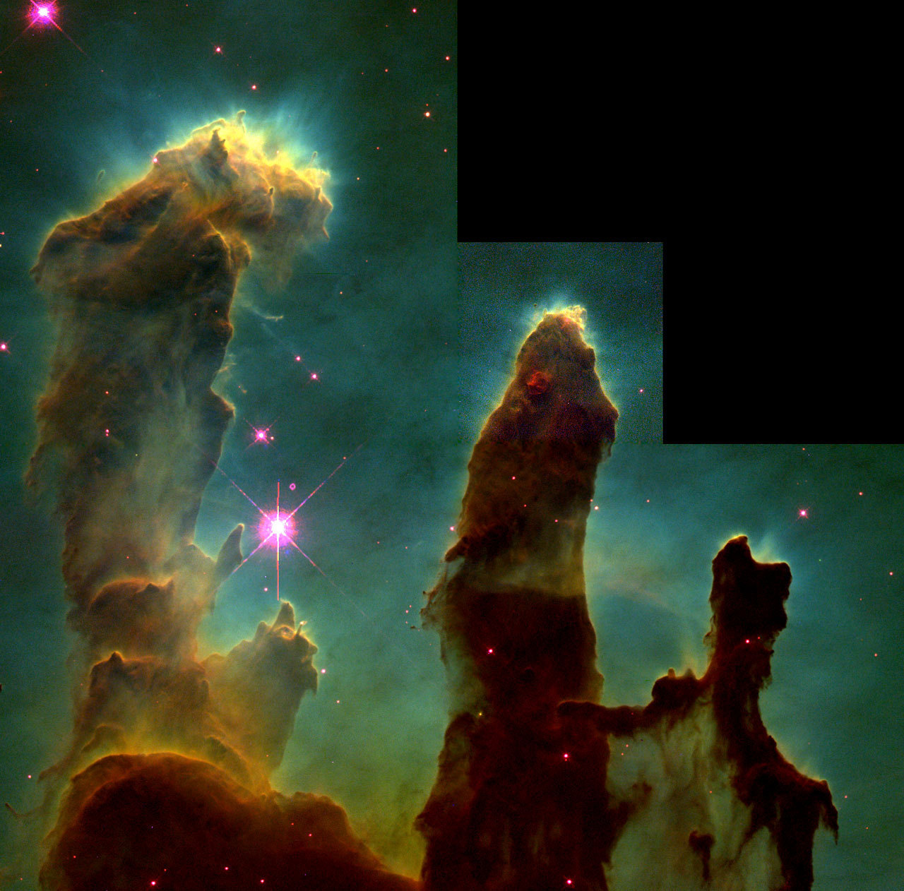 PHOTOS. Télescope Hubble: les impressionnantes images ...