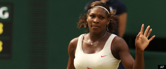 Serena Williams Return