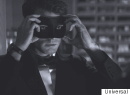 FIRST LOOK! Jamie Dornan Returns As Christian Grey