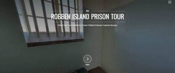 robben island google