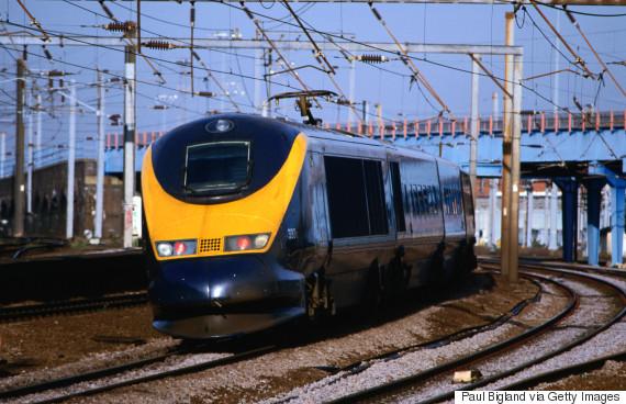 uk train