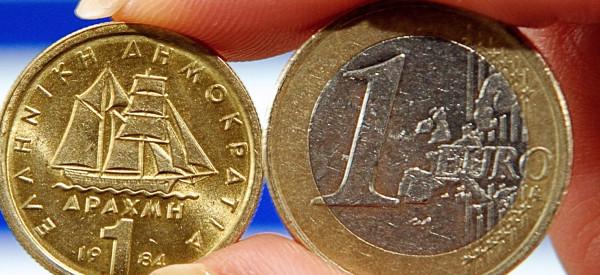 drachma euro