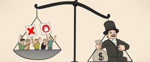 desigualdad