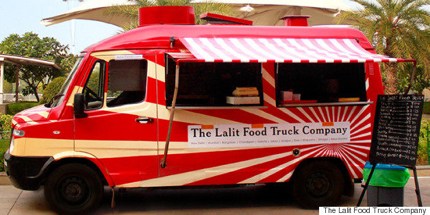 the lalit food truck company