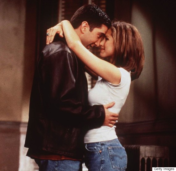 The Most Underrated Ross And Rachel Moments In Friends History