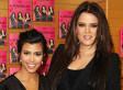 Kourtney, Khloe Kardashian Tweet About Nipples, 'Twisted T**ts'