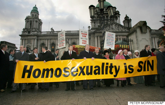 Gay hookup in northern ireland